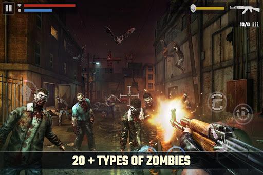 DEAD TARGET: FPS Zombie Apocalypse Survival Games screenshot 9
