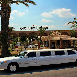 Luxury  limousine - Monastir,Tunisia by Jerko Čačić - Transportation Automobiles