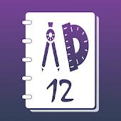 Sổ tay Toán Học 12 APK for Ubuntu