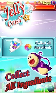 JELLY CRUSH - screenshot