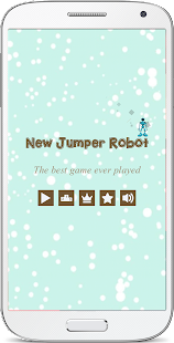 New Jumper Robot - screenshot