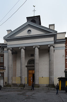 photo de Charleroi ~ Saint-Antoine (Ville Basse)