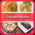App Comidas Rápidas APK for Kindle