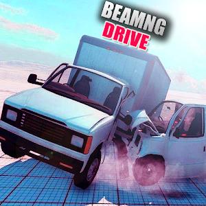 Game BeamNG Drive simulator APK for Windows Phone