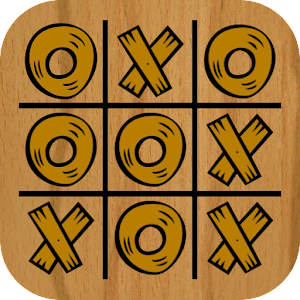 Tic Tac Toe Wood APK