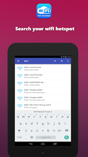 Wifi Password Show for Lollipop - Android 5.0