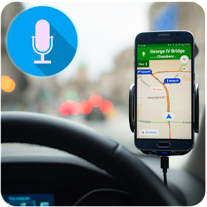GPS Voice Navigation & Places For PC