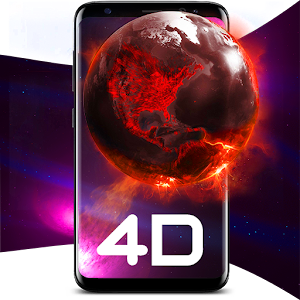 4D Live Wallpapers--Animated AMOLED 3D Backgrounds For PC / Windows 7/8/10 / Mac – Free Download