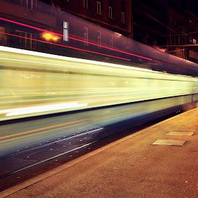 by Gospon Fulir - City,  Street & Park  Street Scenes