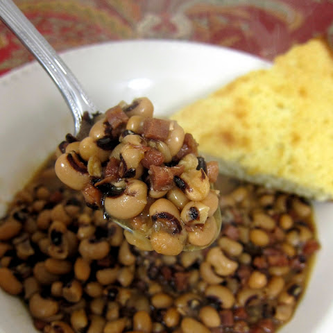 Black Eye Peas and Ham