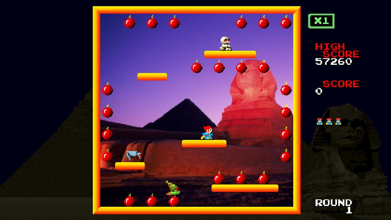 Jumping Jack Screenshot