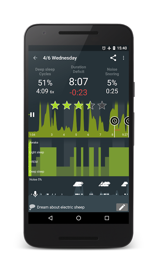 Sleep as Android Screenshot 3
