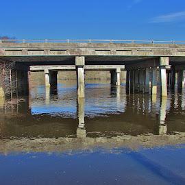 by Terry Linton - Buildings & Architecture Bridges & Suspended Structures