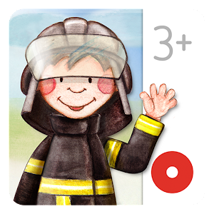 Cover art Tiny Firefighters Seek & Find