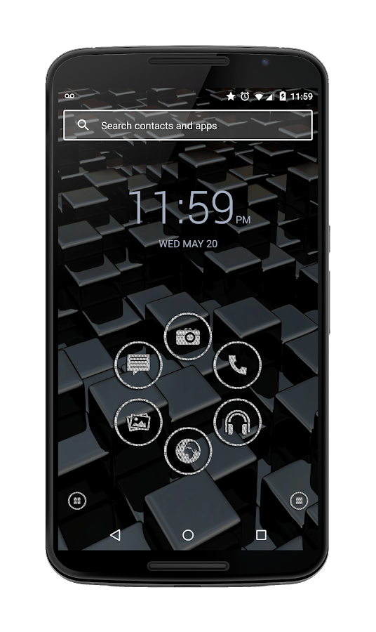 Diamonds Square Icon Pack Screenshot 2