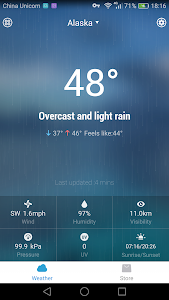 Local Weather Widget &Forecast APK
