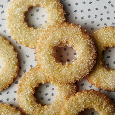 Danish Salted-Butter Cookies