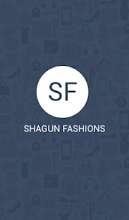 SHAGUN FASHIONS - screenshot