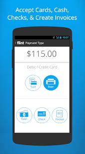 Flint - Accept Credit Cards