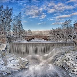 by Jari Johnsson - Buildings & Architecture Bridges & Suspended Structures