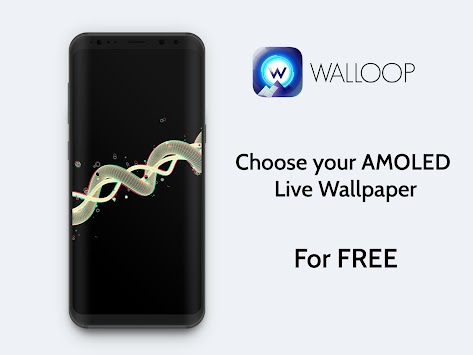 3D Wallpaper, AMOLED Live Wallpaper 4K/HD: Walloop APK screenshot thumbnail 12