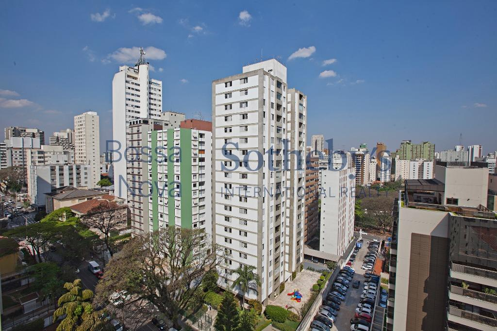 Apartamento residencial à venda, Paraíso, São Paulo.