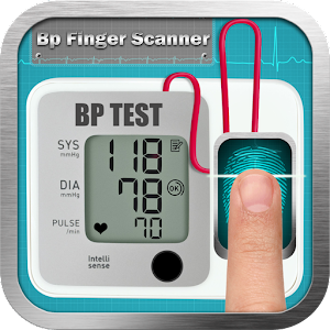 BP Finger Scanner Prank