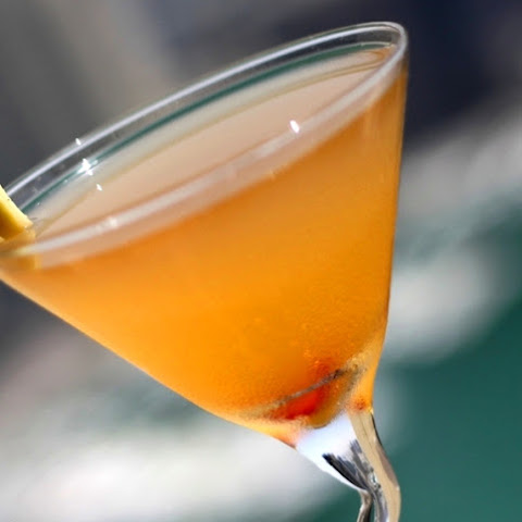 Inaugural Week, Day 6 – Ginger and Scotch Chilli Martini