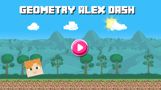 Geometry Alex Dash - screenshot