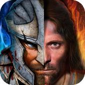 Ace of Empires:Iron&&Blood Thrones, Clash of Cities APK for Bluestacks