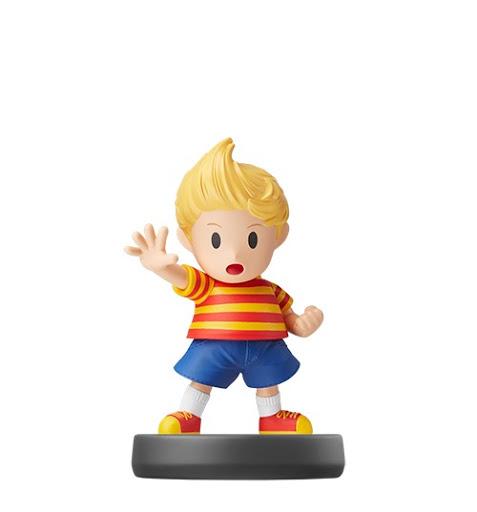 Lucas - Super Smash Bros. series