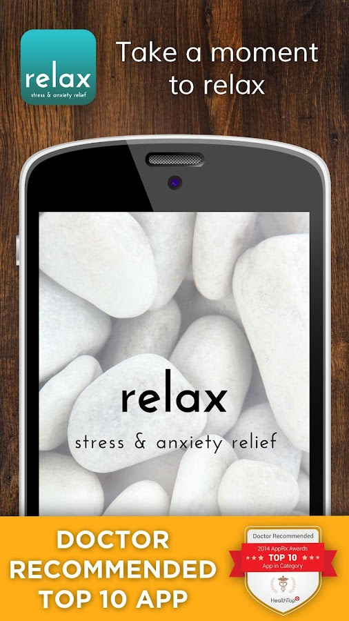 Relax: Stress & Anxiety Relief Screenshot 0