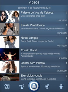 Aula Canto- screenshot thumbnail