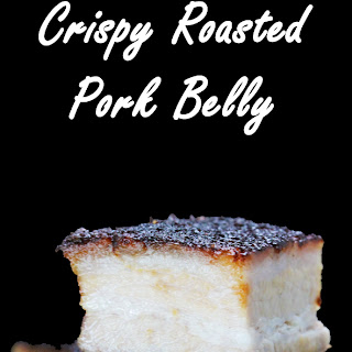 Crispy Roasted Pork Belly