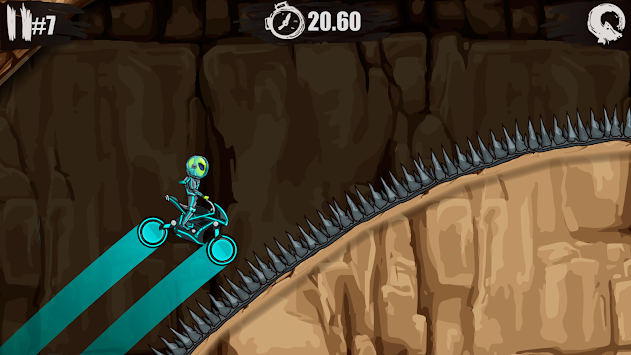 Moto X3M Bike Race Game APK screenshot thumbnail 4
