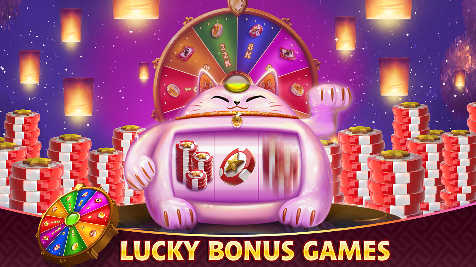 KONAMI Slots - Casino Games Screenshot 8