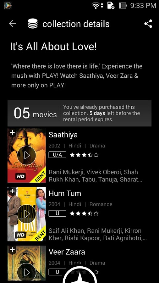 Hungama Play Online Movies App Screenshot 6