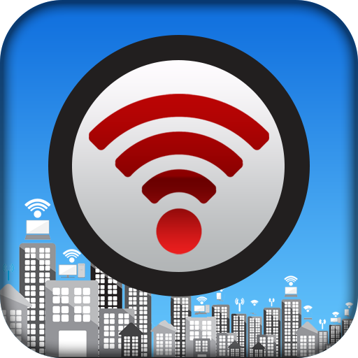 Free Open Wifi Connection Finder