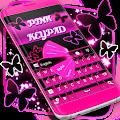 Pink Keypad Free APK for Bluestacks