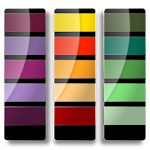 RAL Colors Simple Catalog Icon