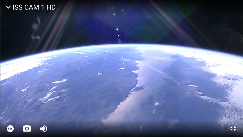 ISS on Live: HD View Earth Live Screenshot 7