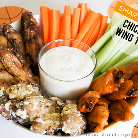 Game On! Smart & Final Chicken Wing Trio