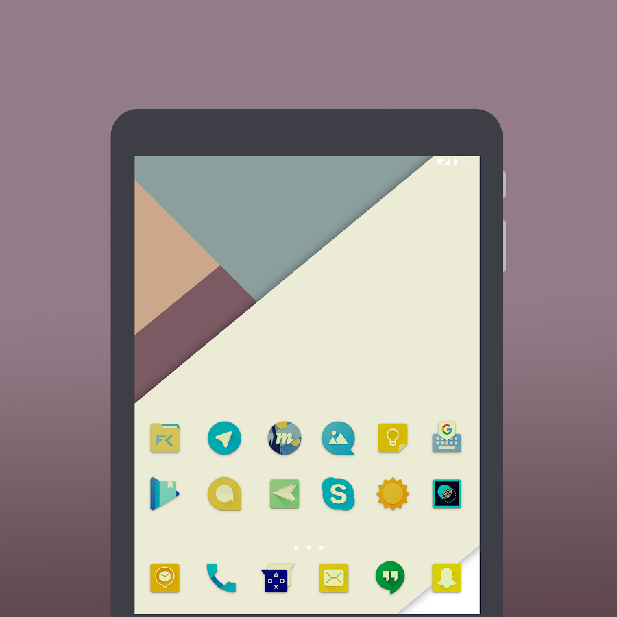 Nucleo Vintage - Icon Pack Screenshot 5