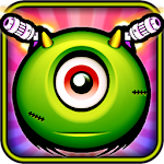 I hate Dumb Monsters - shooter Icon