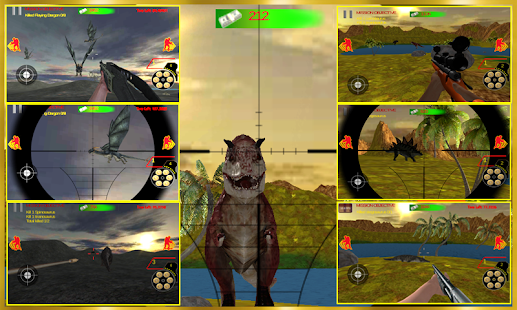 Jurassic Dinosaur: Wild Hunter- screenshot