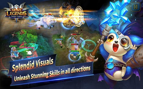 Brave Legends (CBT) android spiele download