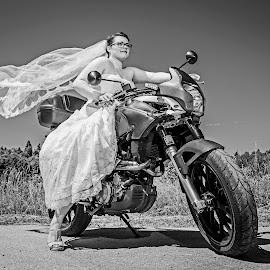 by Ana Tonžetić - Wedding Bride