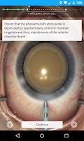 Screenshot of Touch Surgery