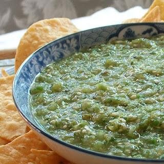Tomatillo Verde Recipes