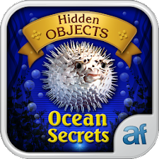 Hidden Objects: Ocean Secrets